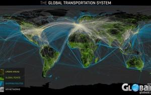 Conheça o mapa mundi da tecnologia