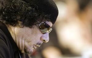 Corpo de Kadhafi foi sepultado em lugar secreto
