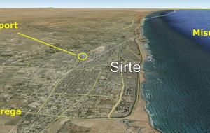 Explosão em depósito mata 100 pessoas na Líbia