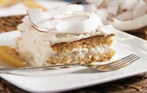 Receita de bolo gelado simples