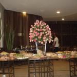 305716 a iluminação é muito importante para compor a decoração 150x150 Decoração de casamento rosa e marrom