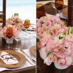 305716 seja durante o dia ou a noite a decoração é perfeita 150x150 Decoração de casamento rosa e marrom