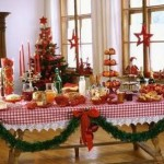 307390 Mesa de ceia de natal 150x150 Descubra como decorar uma mesa para a ceia de Natal