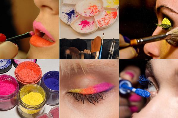 307694 Maquiagem Dicas de maquiagem para o calor