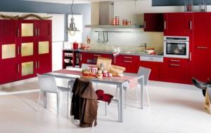 Aprenda a usar o vermelho na decoração