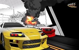 Drift City, um MMO de corrida de carro