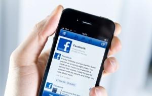 Baixe o Facebook em seu celular