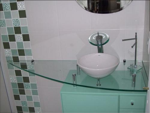 BANHEIROS PEQUENOS DECORADOS -> Sugestao Banheiro Pequeno