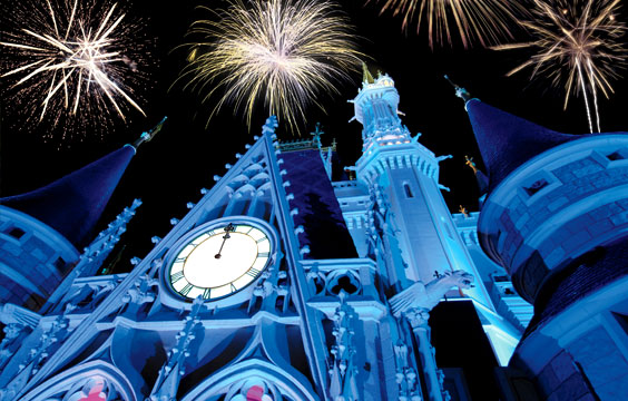 Orlando, a terra da magia, também prepara uma linda festa para o Natal;