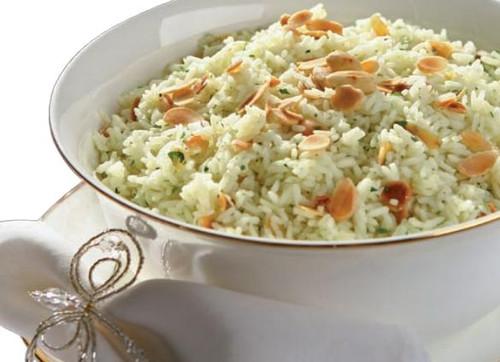A receita de arroz com champanhe também é típica de final de ano;