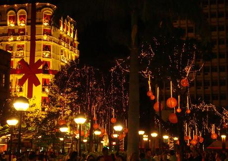 A cidade de Fortaleza também oferece diversos atrativos para o Natal;
