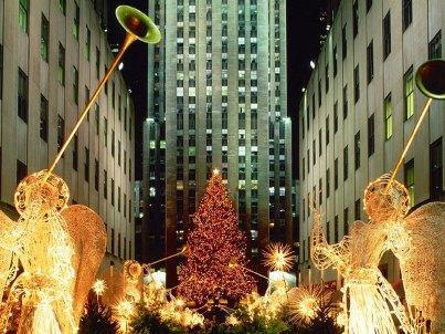 Nova Iorque também oferece diversas opções de passeios voltados ao Natal;