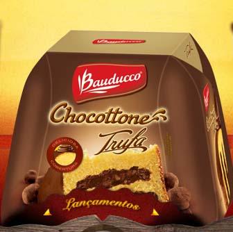 O Chocottone Trufa continuará sendo vendido esse ano;