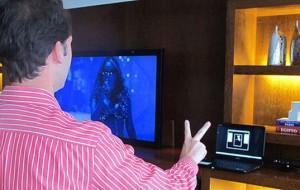 Empresa brasileira lança tecnologia de controle por gestos