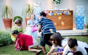 Brincadeiras para festa de aniversário infantil