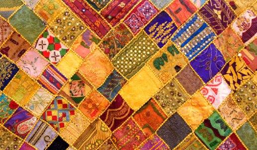 325357 patchwork Decoração de casa com patchwork