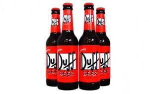 Cerveja Duff no Brasil