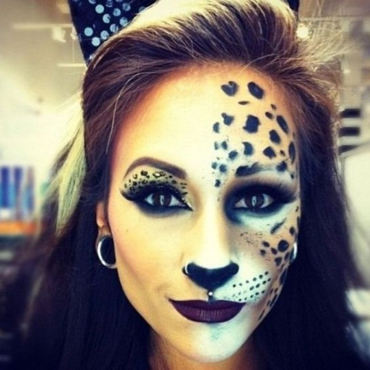 Minute Face Painting Ideas