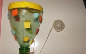 Brinquedos para confeccionar com as crianças