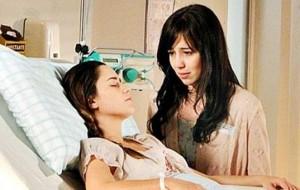 """""""A Vida da Gente"""": Após coma, Ana diz que Rodrigo é o amor de sua vida"""