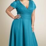 332699 vestido para festa 8 150x150 Roupas para gordinhas Primavera Verão 2012