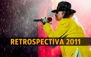 Bandas internacionais que passaram pelo Brasil em 2011