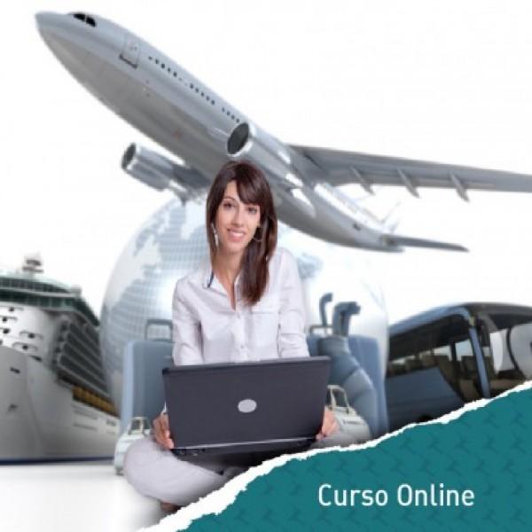Curso de agente de viagens