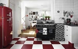Descubra como decorar sua cozinha em estilo retrô
