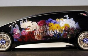 """Toyota apresenta """"carro smartphone"""""""