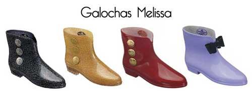 338994 melissa Galocha: Looks para os dias de chuva