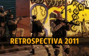 2011: Pacificação da comunidade da Rocinha