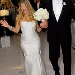 344323 vestidodenoivadaFergie1 150x150 Vestidos de noiva das celebridades