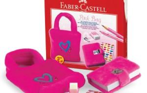 Linha de brinquedos da Faber Castell