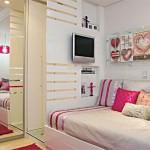 345635 quarto adolescente menina 150x150 Decoração para quartos de adolescente   fotos