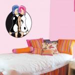 345635 smimage161 150x150 Decoração para quartos de adolescente   fotos