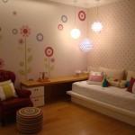 345878 decoracao de quarto de bebe menina 150x150 Decoração para quartos de criança   fotos