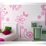 345878 paredes decoradas quarto crianca 150x150 Decoração para quartos de criança   fotos