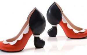 Modelos curiosos de sapato – fotos