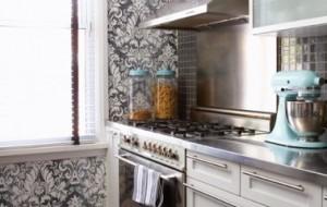 Papel de parede para cozinha: fotos, dicas