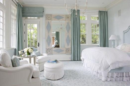 Quarto de casal rom ntico como decorar for Casas estilo romantico