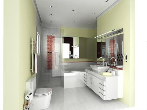 decoracao banheiro fotos: decoracao para banheiro moderno 150×150 Decoração de banheiros fotos