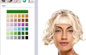 jKiwi, aplique maquiagem e mude o seu corte de cabelo nas fotos