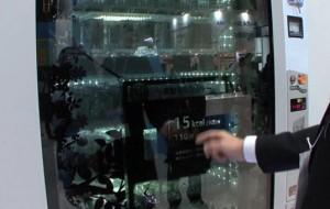 Conheça as máquinas de refrigerante do futuro