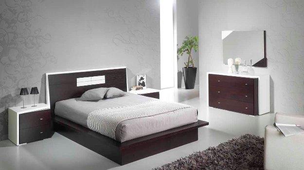 Decora o aconchegante para quarto de casal for Mobilia quarto casal custojusto