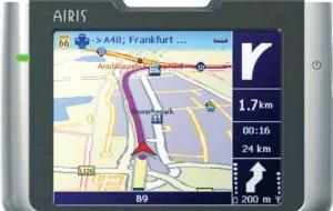 Assistência técnica GPS Airis