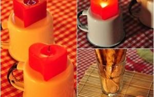 Como preparar um jantar romântico
