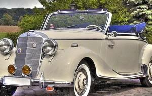 Carros antigos – fotos
