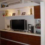 358288 decorar com estantes de gesso 2 150x150 Decoração com estantes de gesso