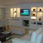 358288 decorar com estantes de gesso 4 150x150 Decoração com estantes de gesso