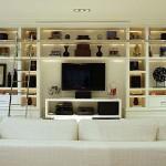 358288 decorar com estantes de gesso 7 150x150 Decoração com estantes de gesso